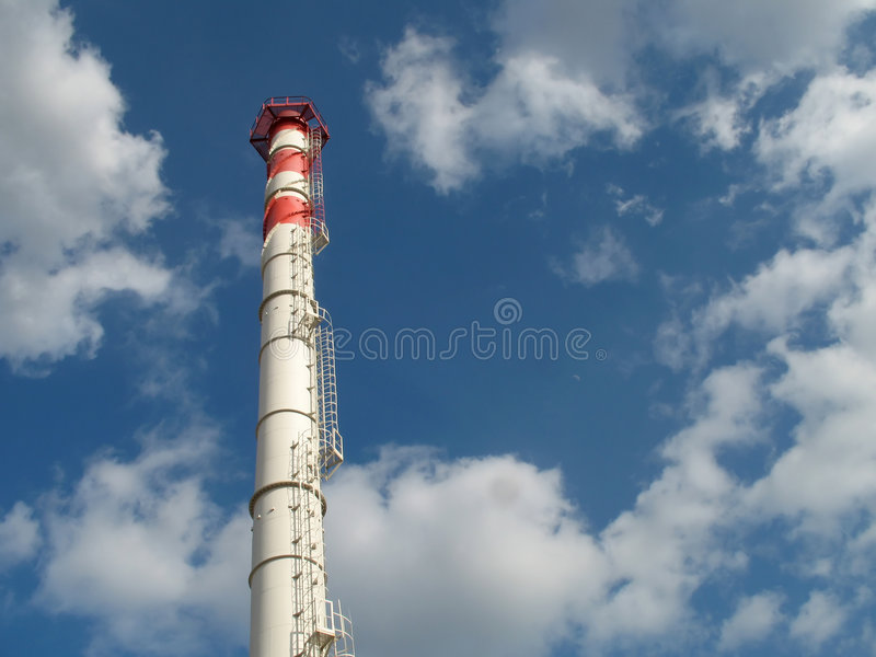 Industriell lampglas arkivfoton