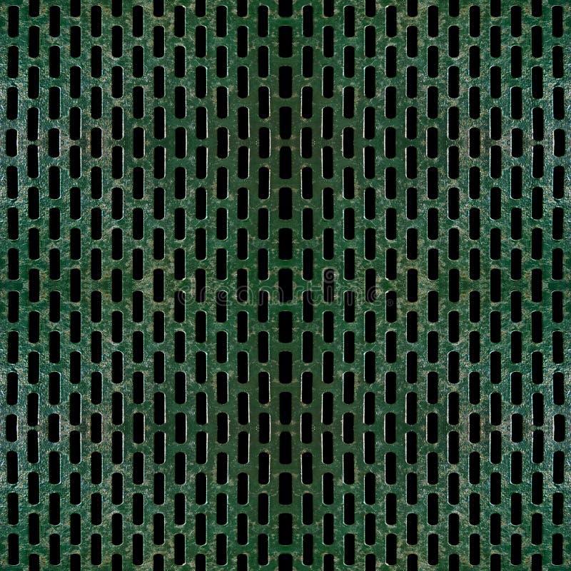 Industriell materiell rastermodell royaltyfri bild