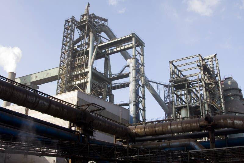 industriell pipeline arkivfoton