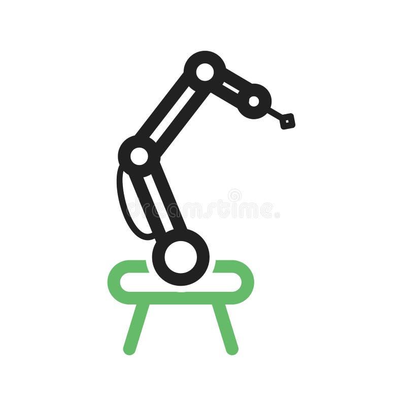 Download Industriell robot II fotografering för bildbyråer. Bild av industriellt - 78732073