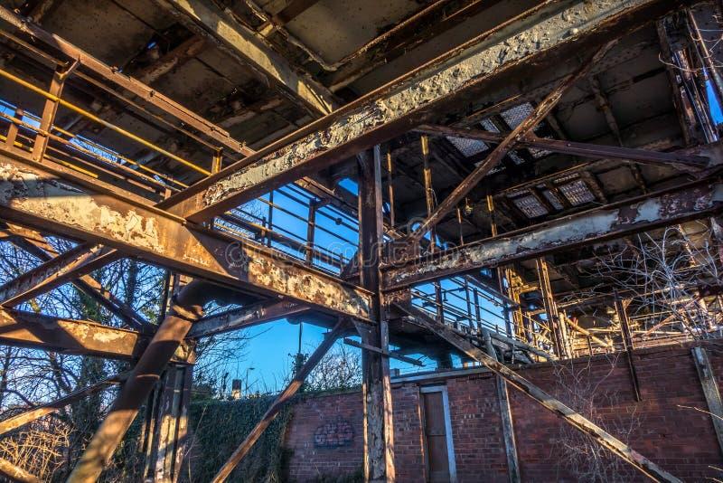 industriell struktur fotografering för bildbyråer