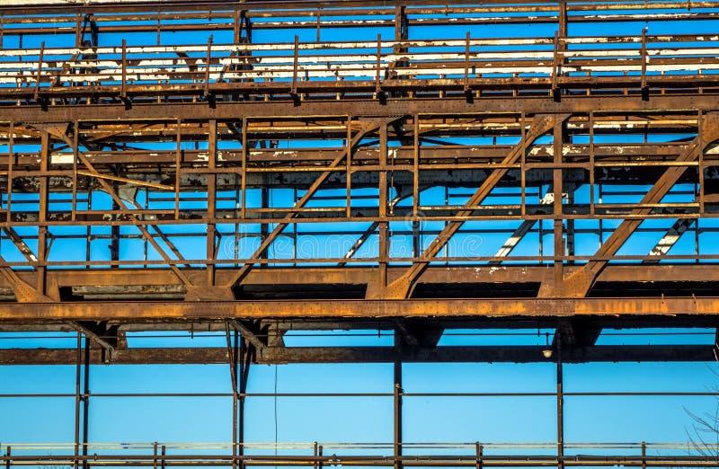 industriell struktur arkivbilder