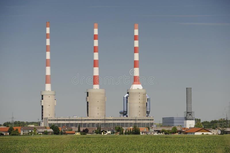 industriell triplet för lampglas arkivfoto