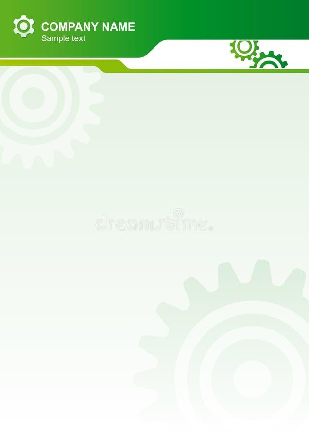 industriell vektor för bakgrund royaltyfri illustrationer