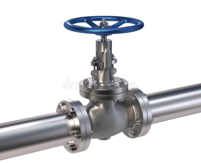 industriell ventil fotografering för bildbyråer
