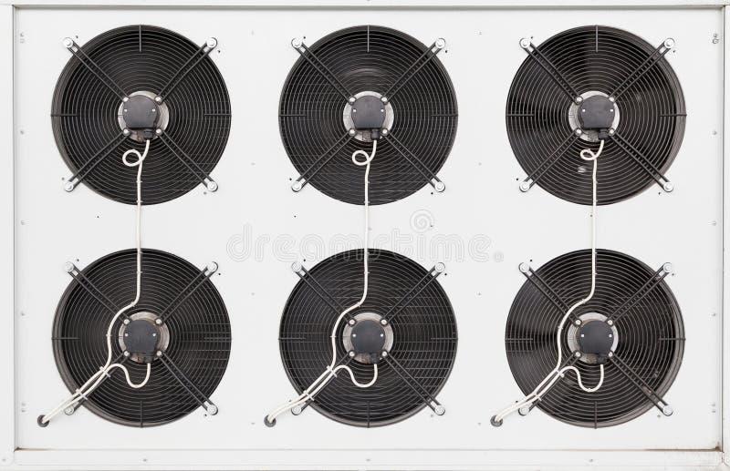Download Industriella Luftkonditioneringsapparatfans Arkivfoto - Bild av industri, cooler: 37344812
