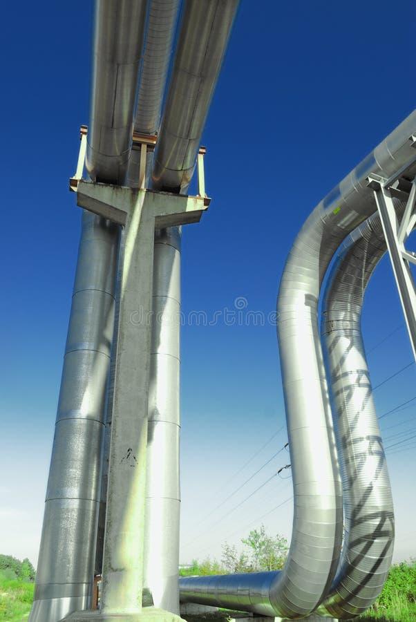 Industrielle Rohrleitungen
