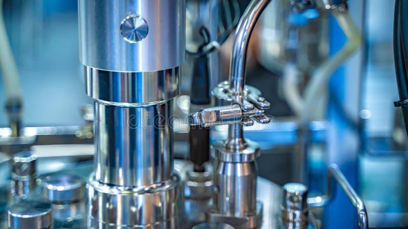 Industrielle Wissenschafts-Laborinstrument für Herstellungslinie lizenzfreies stockbild