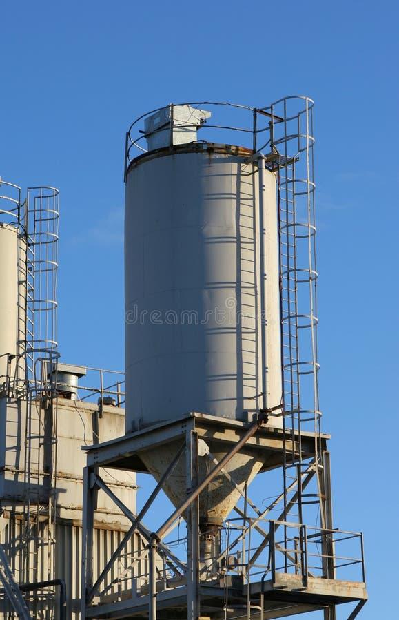 Industrielle Zufuhr lizenzfreie stockfotos