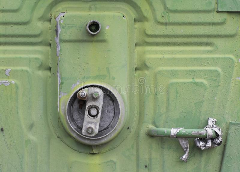Industrieller Abfall-Behälter