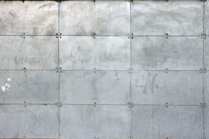 Industrieller Abstellgleishintergrund lizenzfreie stockfotografie