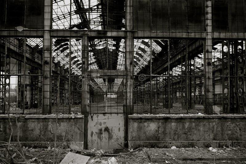 Industrieller Zerfall #04 lizenzfreie stockfotografie