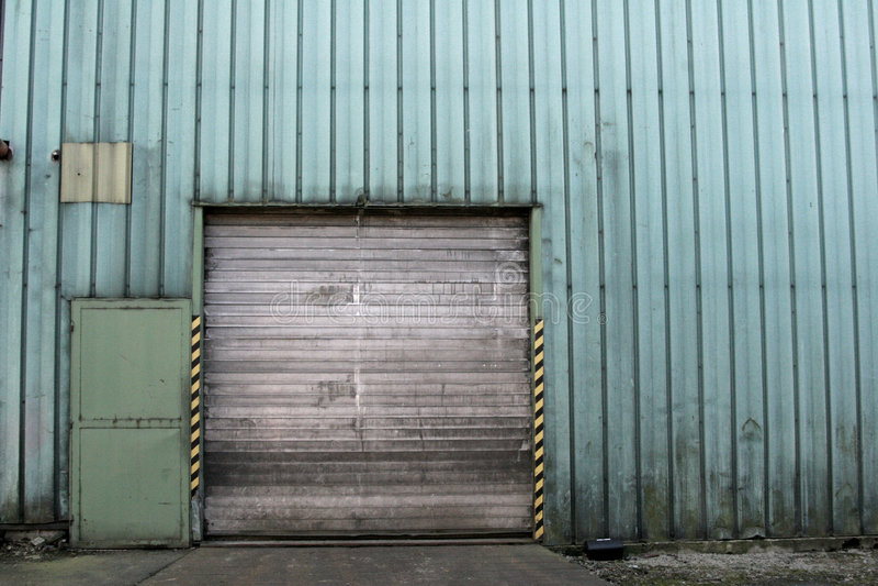 Industrielles 1 stockfotografie