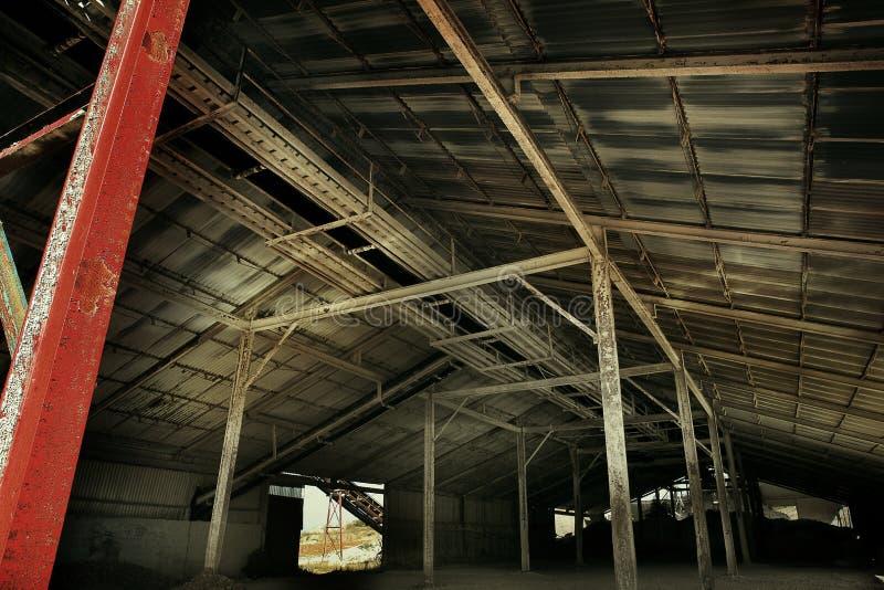 Industrielles Lager stockfotos