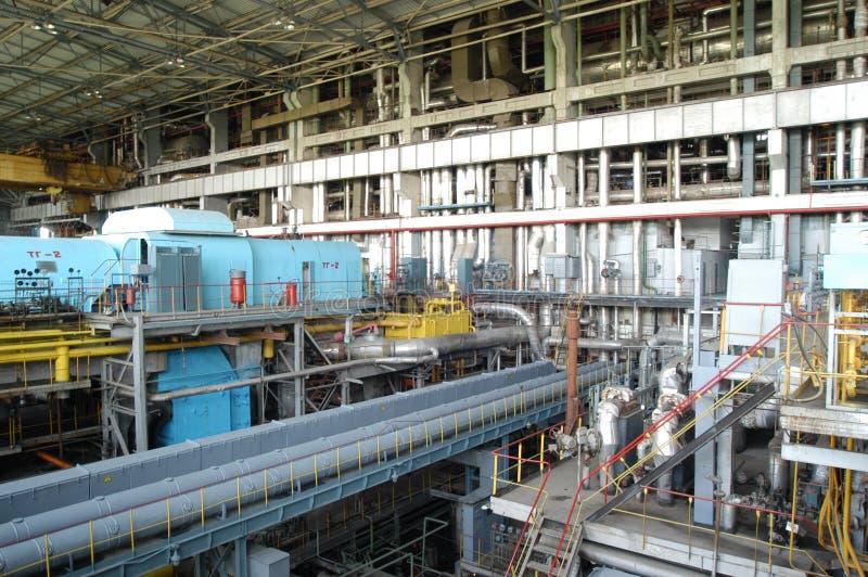 Industrielles System stockfotos