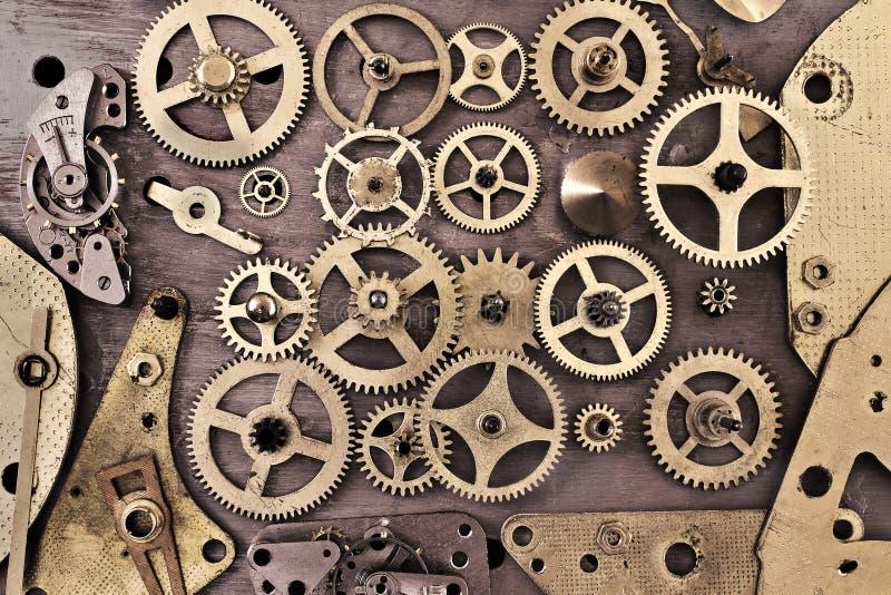 industriellt begrepp arkivfoton
