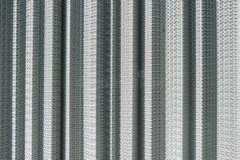 industriellt begrepp Producera för järn Skarp metallisk textur Silverfoliebakgrund Lathing för metallyttersida metalliskt arkivbilder