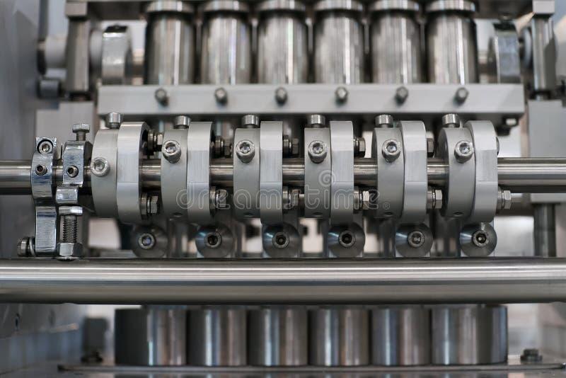 industriellt mekaniskt för abstrakt apparat royaltyfria foton