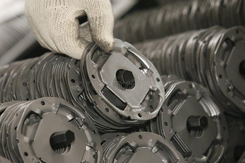 Industrieproducten stock fotografie