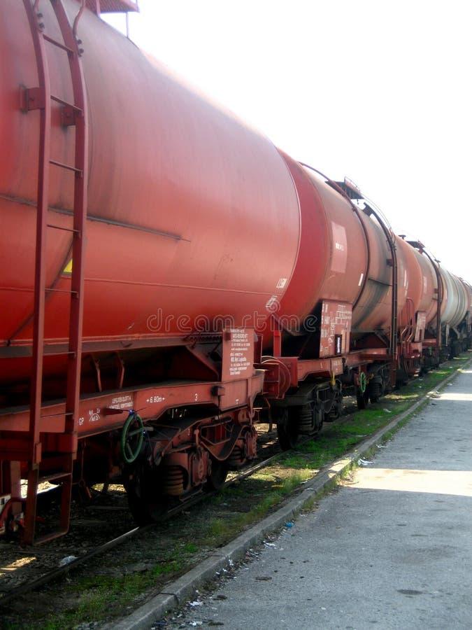 Industries Train stock image