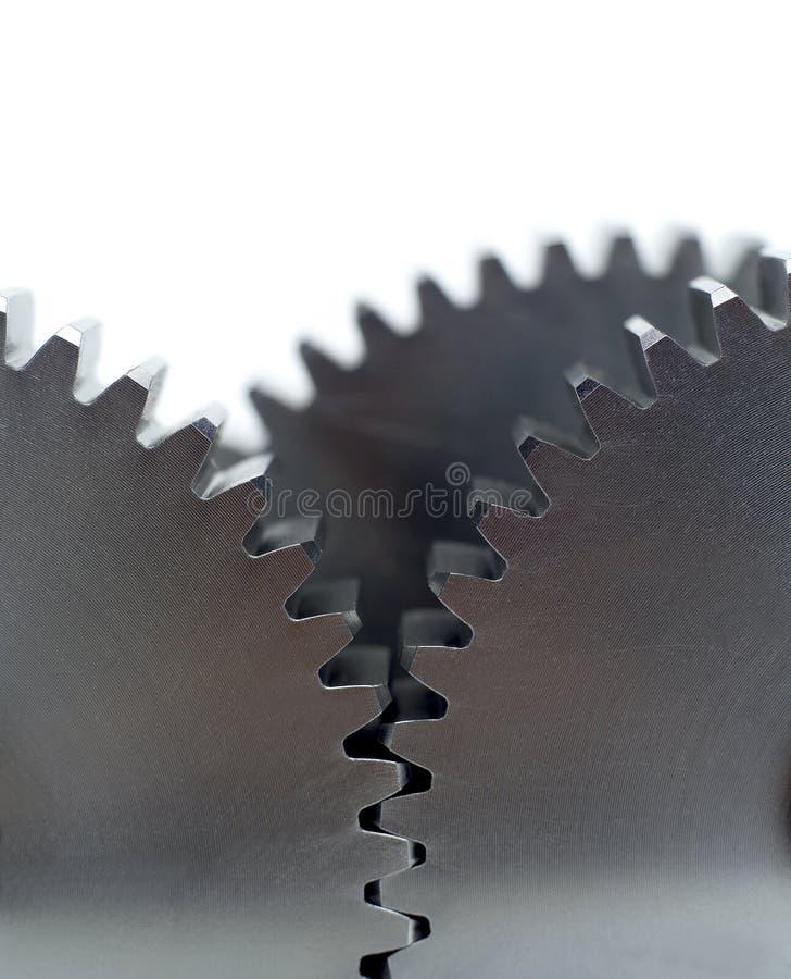 Industrihjul vektor illustrationer