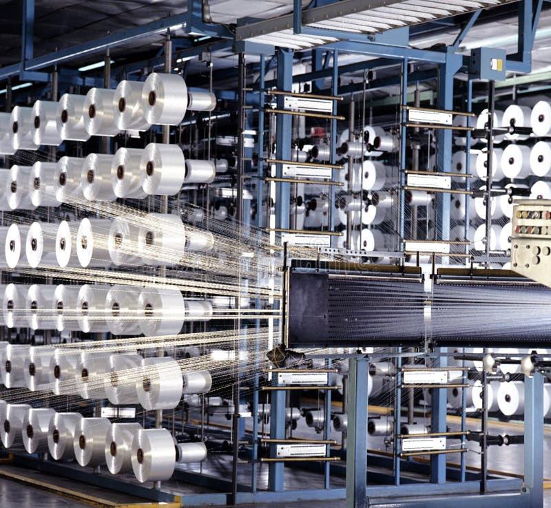 industritråd arkivfoton