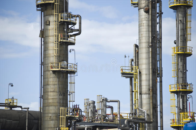 Download Industry 07 stock image. Image of refinery, pipe, power - 13677651