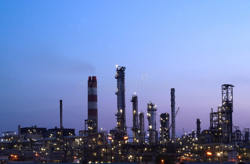 Industry 2. royalty free stock photo