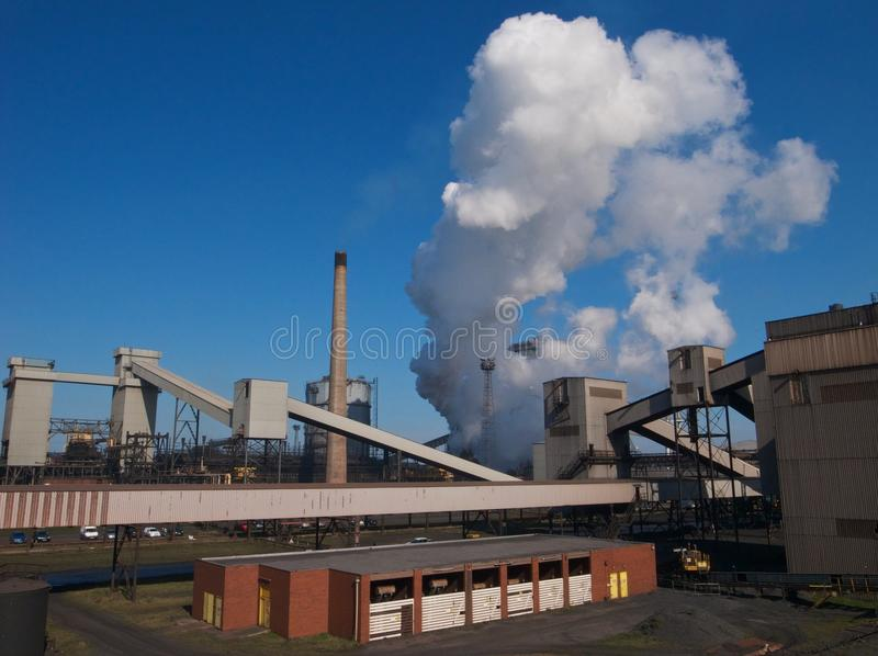 Download Industry stock photo. Image of steelworks, furnace, coke - 24192730