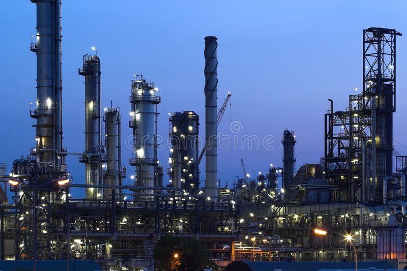 Industry 4. royalty free stock photography