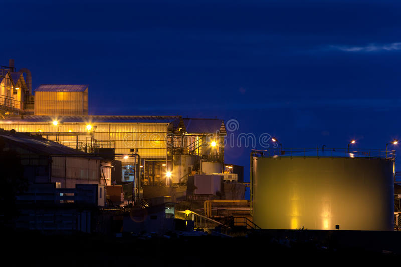 Download Industry in Onton stock image. Image of lights, illuminated - 25306905