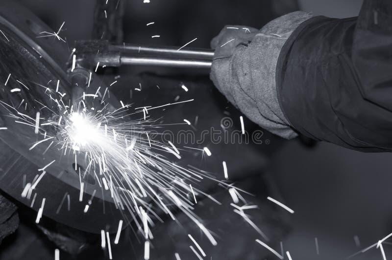 Industry steel royalty free stock image