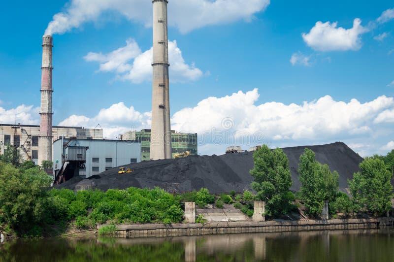 Industry of Ukraine stock photography