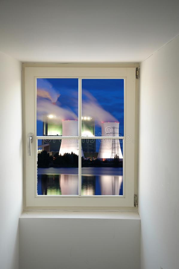 Download Industry and window stock photo. Image of window, station - 14864466