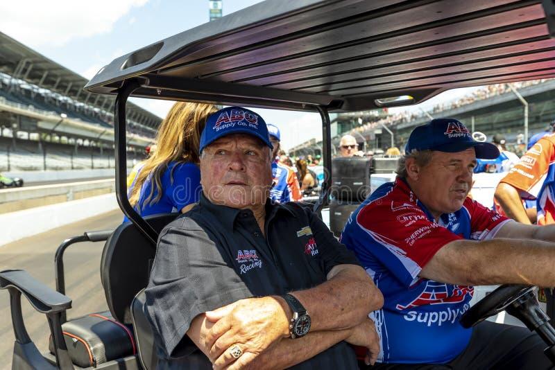 IndyCar: Am 18. April Indianapolis 500 stockfoto