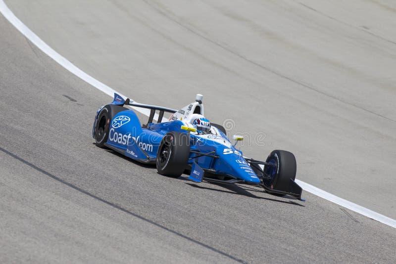IndyCar 2013:  Firestone серии IZOD IndyCar 7-ое июня 550 стоковое фото rf
