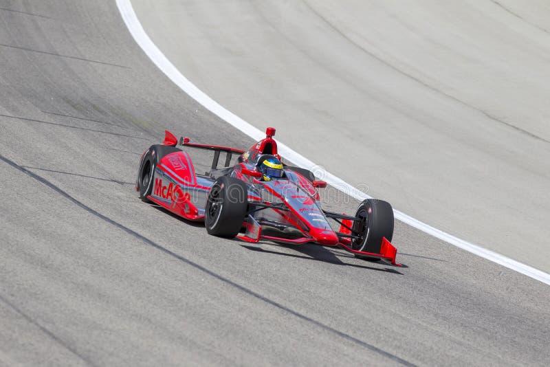 IndyCar 2013:  Firestone серии IZOD IndyCar 7-ое июня 550 стоковые фото