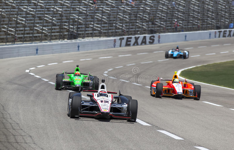 IndyCar 2013:  Firestone серии IZOD IndyCar 7-ое июня 550 стоковое фото