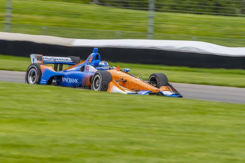IndyCar: Grand Prix IndyCar στις 10 Μαΐου της Ινδιανάπολης στοκ φωτογραφίες