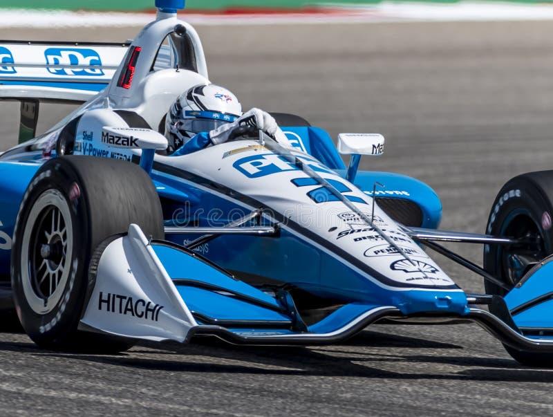 IndyCar: Klassiker för mars 22 INDYCAR royaltyfria bilder