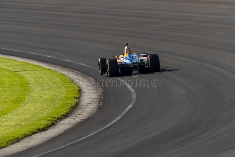 IndyCar: Am 18. Mai Indianapolis 500 stockbild