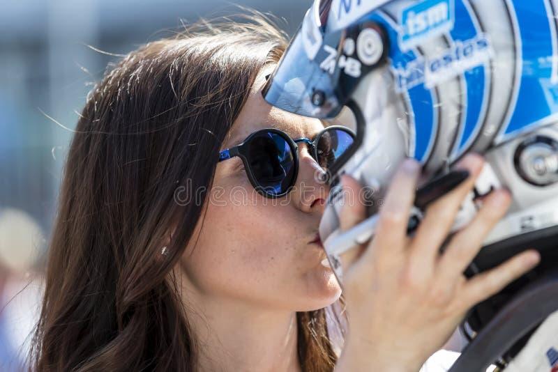 IndyCar: Am 18. Mai Indianapolis 500 lizenzfreies stockfoto