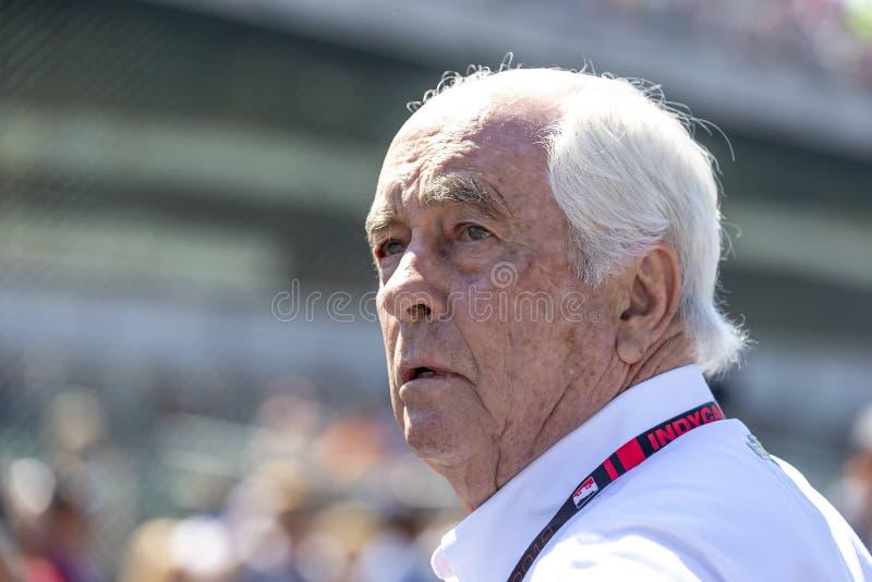 IndyCar: Am 18. Mai Indianapolis 500 lizenzfreie stockfotografie