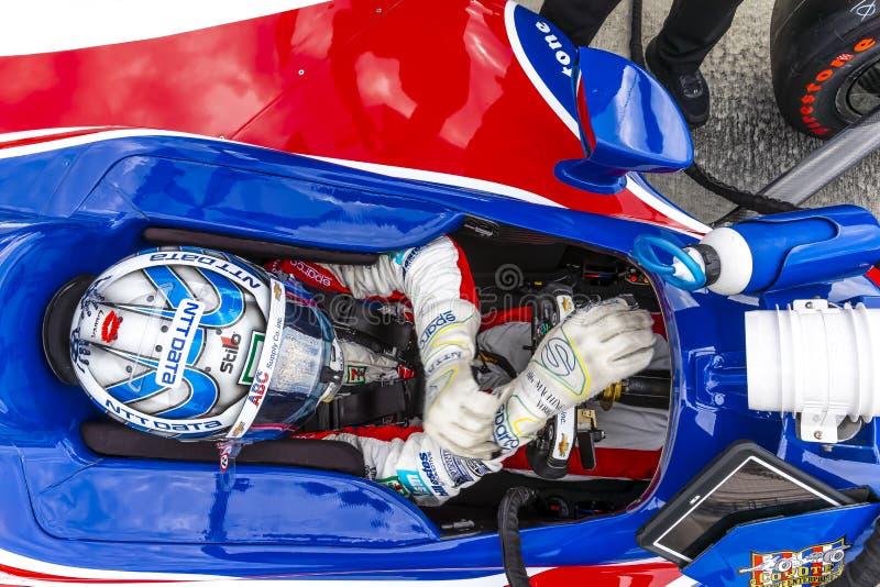 IndyCar: Am 17. Mai Indianapolis 500 stockbilder