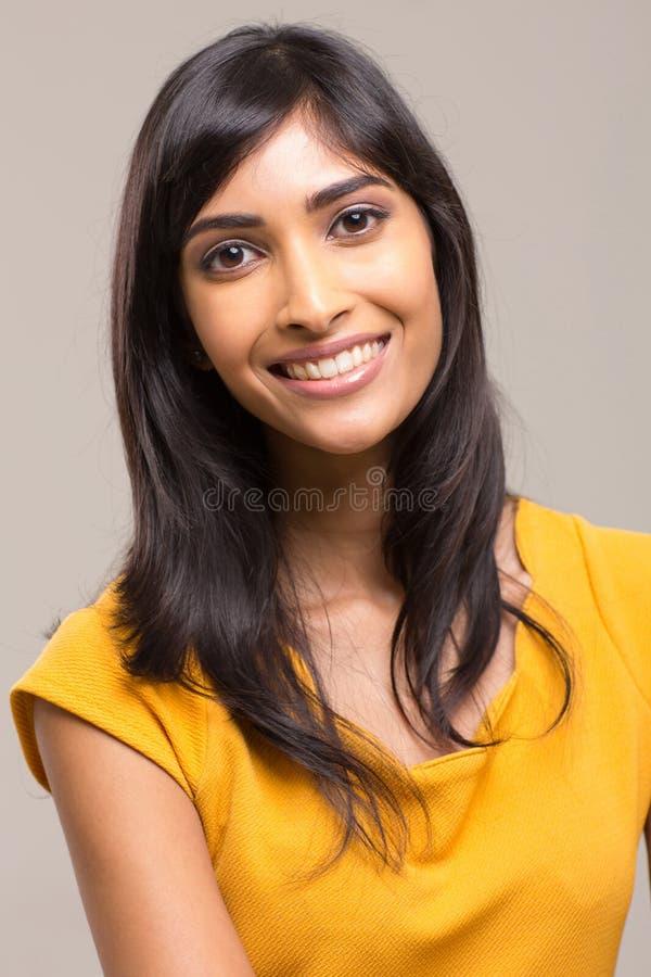 indyjska pretty woman obraz stock