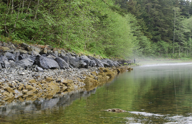 indyjska rzeki zdjęcie royalty free
