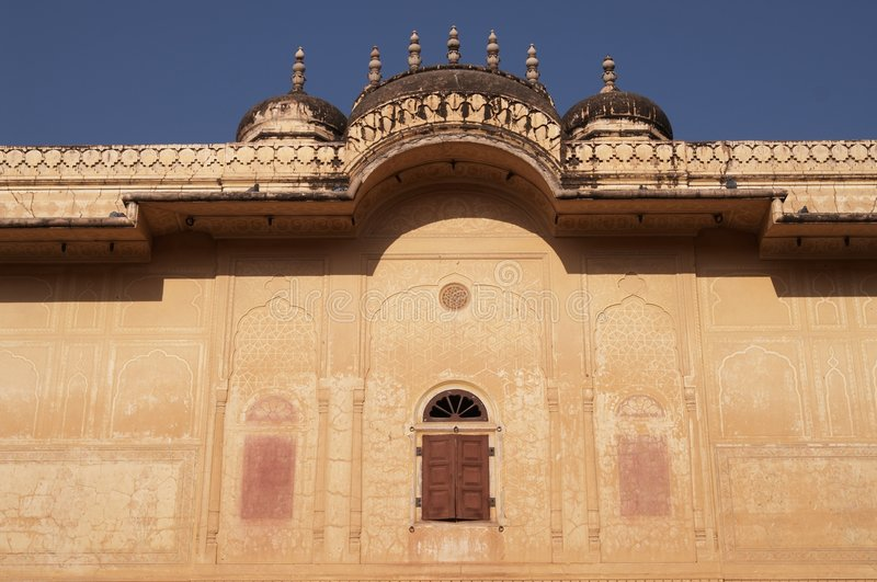 indyjski pałac obraz royalty free