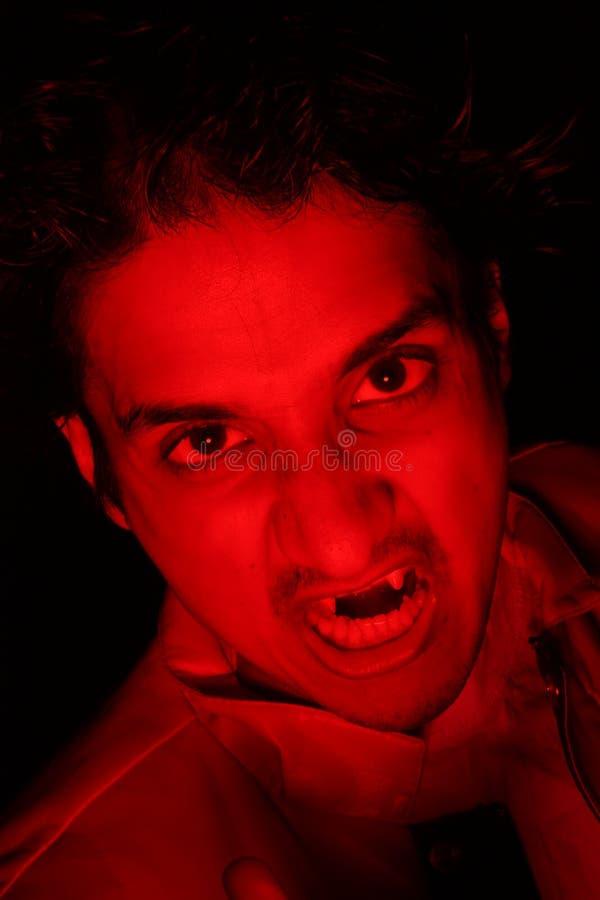 indyjski wampir fotografia stock