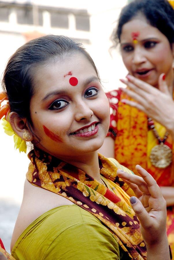 indyjskie kobiety zdjęcie royalty free