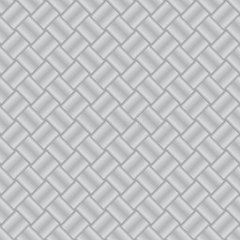 ineinandergreifen Nahtloser Hintergrund Ein Muster für Ihr Design naht vektor abbildung